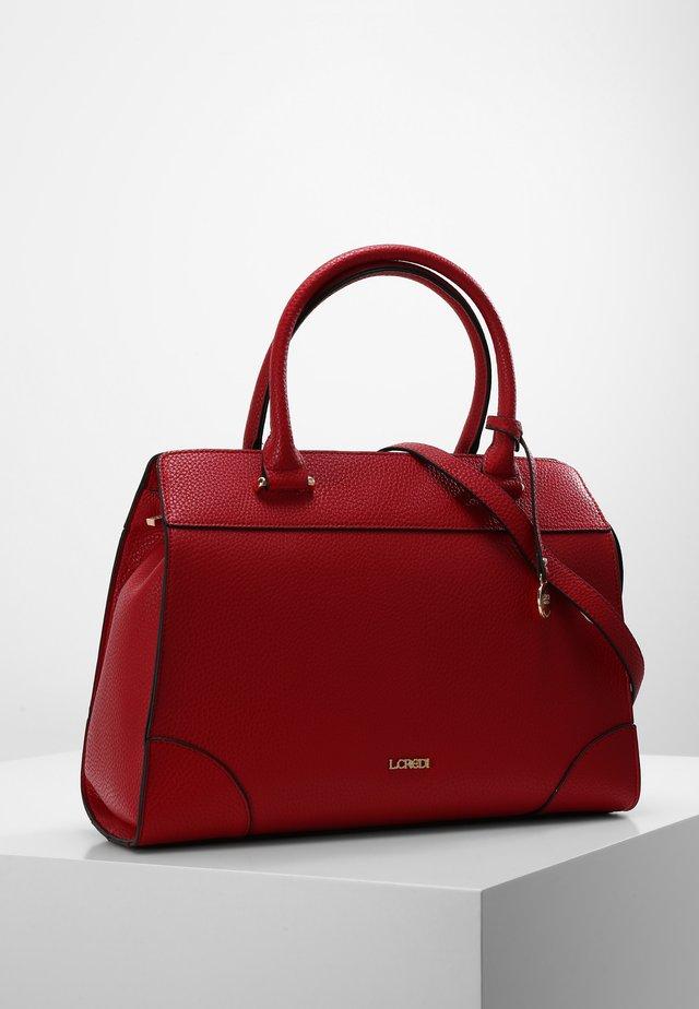 DELLA - Handbag - red