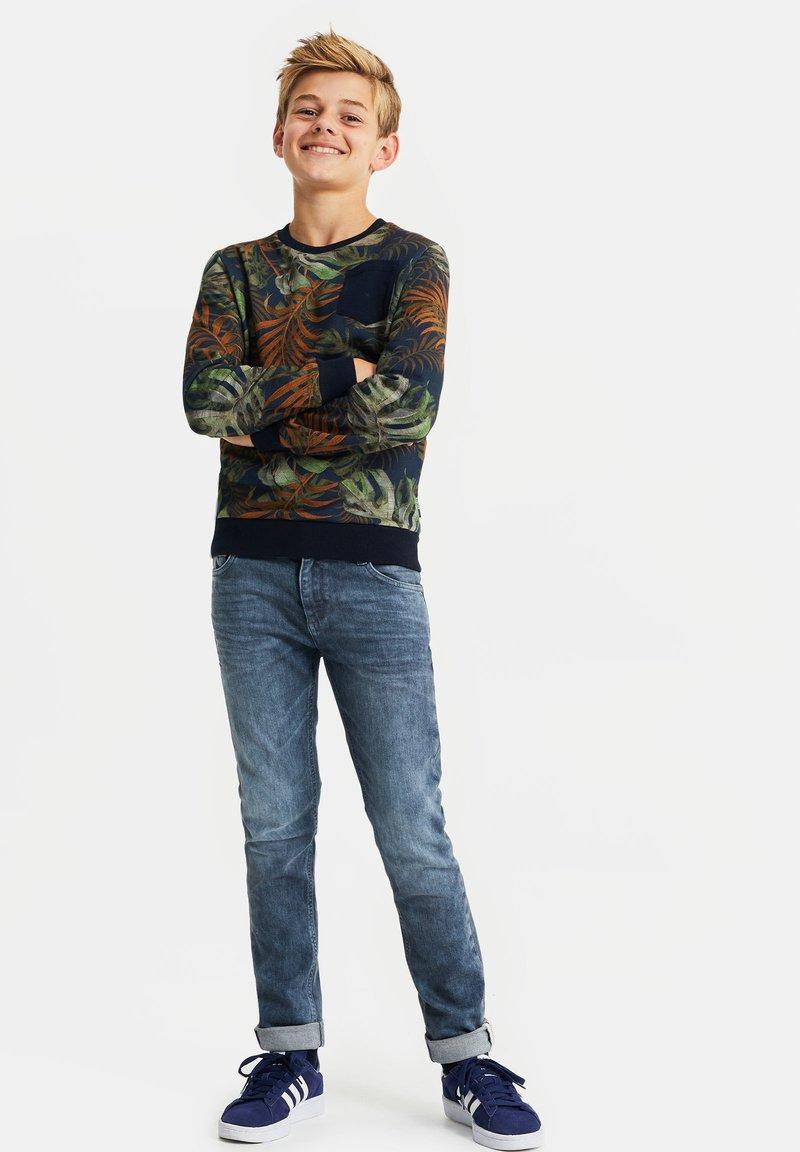 WE Fashion - Slim fit jeans - blue