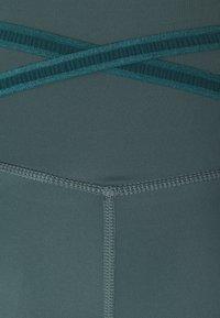 Nike Performance - NOVELTY 7/8 - Collants - dark teal green - 4