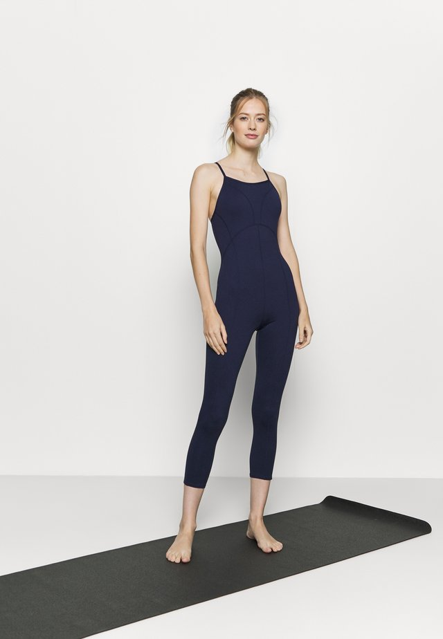 SIDE TO SIDE PERFORMANCE - Mono deportivo - navy