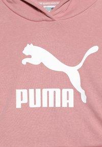 Puma - CLASSICS HOODY - Hoodie - bridal rose - 4