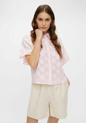 YASDANILLA - Button-down blouse - roseate spoonbill