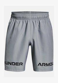 Under Armour - GRAPHIC SHORT - Sportovní kraťasy - steel - 3