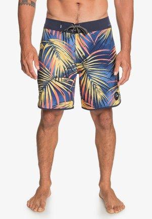 HIGHLINE SUB TROPIC - Swimming shorts - parisian night