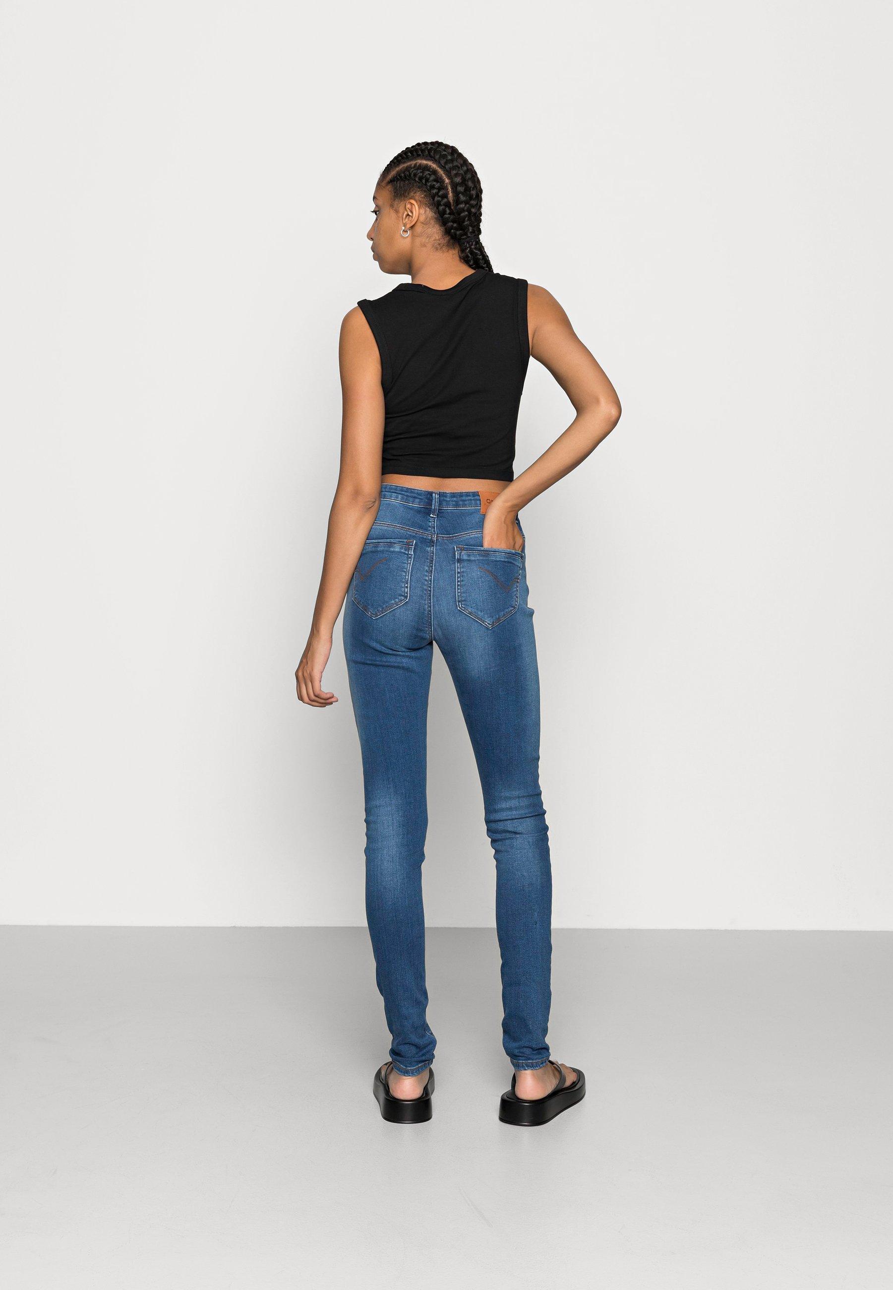 Women ONLPAOLA - Jeans Skinny Fit