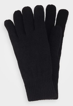 CARLTON GLOVES - Gloves - black