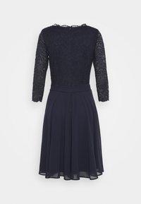 Esprit Collection - PER DRESS - Cocktail dress / Party dress - navy - 1