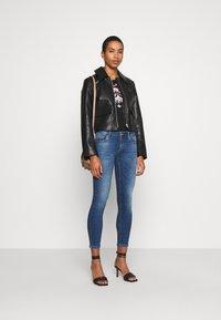 Liu Jo Jeans - IDEAL - Jeans Skinny Fit - blue practice - 1