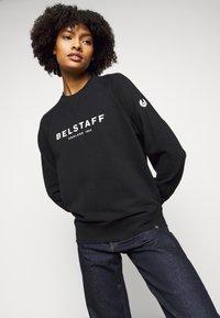 Belstaff - ENGLAND RAGLAN - Sweatshirt - black - 3