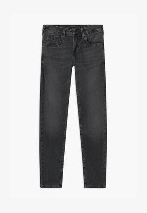 FINLY - Jeans Skinny Fit - blue-black denim