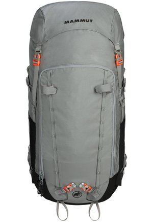 TRION - Hiking rucksack - granit-black