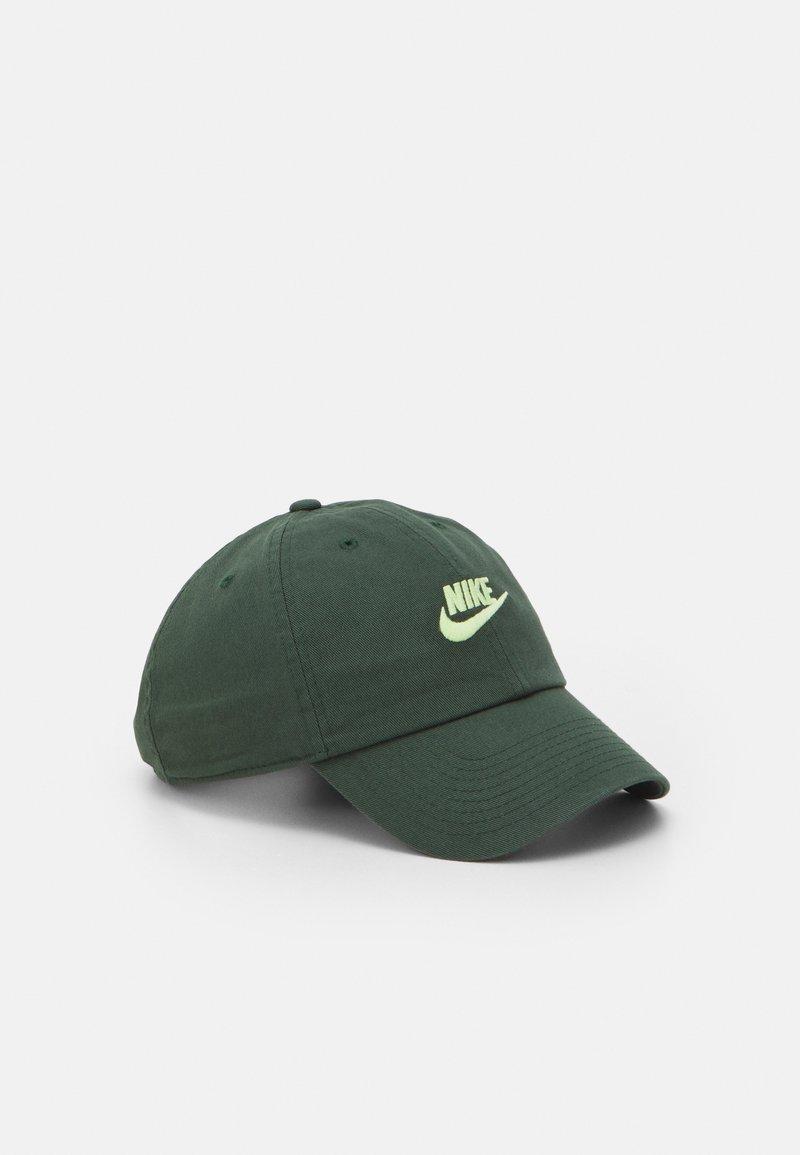 Nike Sportswear - FUTURA WASH UNISEX - Cap - galactic jade/liquid lime