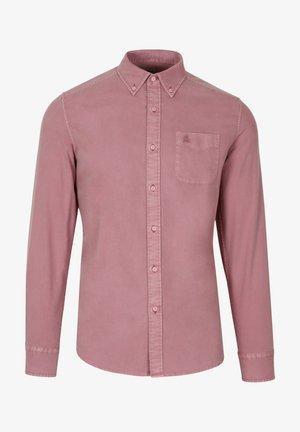 Overhemd - burgundy
