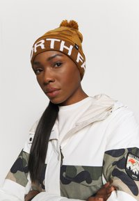 The North Face - Beanie - brown - 1