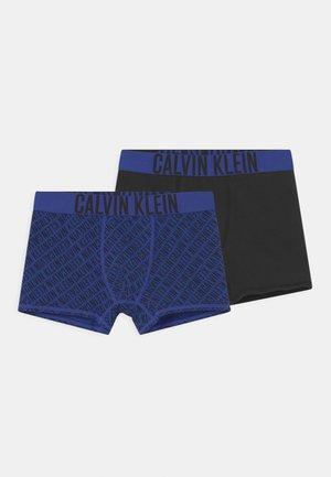 2 PACK - Culotte - blue/black