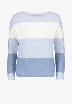 Trui - blau weiß