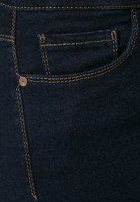 MAC Jeans - MELANIE - Straight leg jeans - dark rinsed - 8