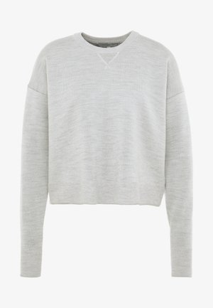 REVERSIBLE  - Jumper - steel heather