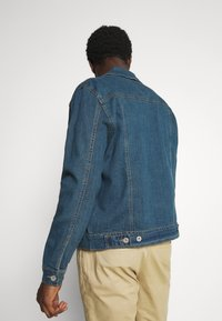 Solid - SDPEYTON - Denim jacket - dark vintage blue denim - 2