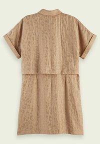 Scotch & Soda - Shirt dress - oat - 6