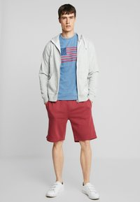 GAP - ORIG ARCH - Pantalones deportivos - indian red - 1