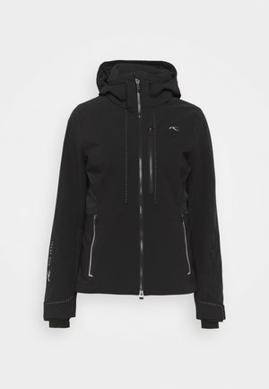 WOMEN EVOLVE JACKET - Ski jacket - black