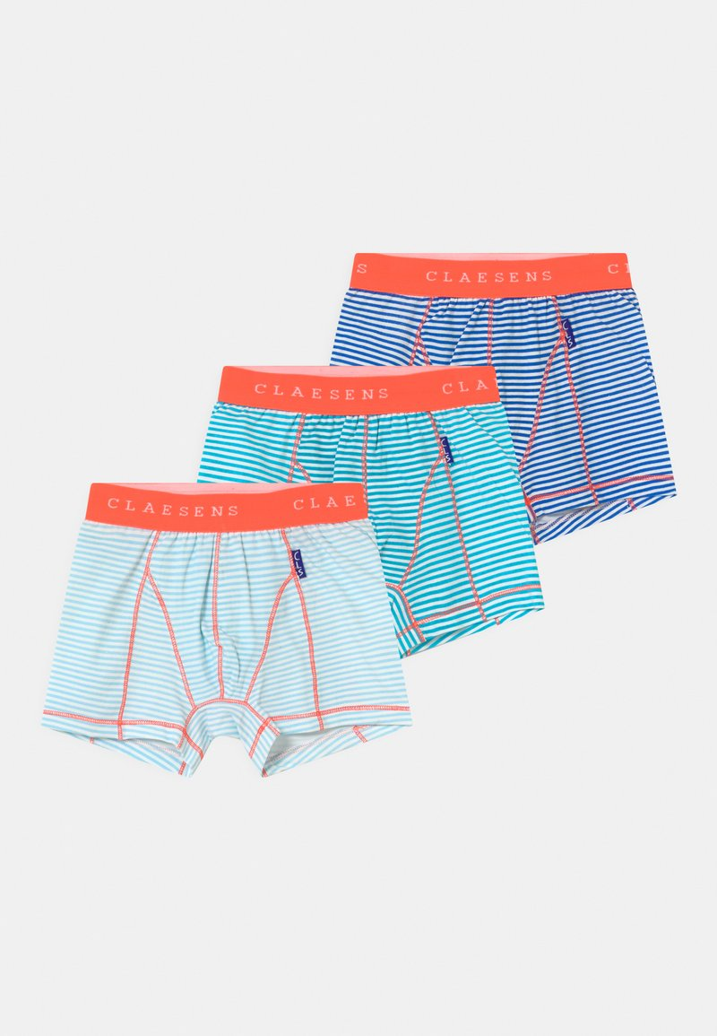 Claesen's - BOYS 3 PACK - Onderbroeken - multi-coloured/light blue