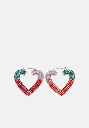 PCINGRID EARRINGS - Earrings - gold-colored