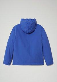 Napapijri - RAINFOREST WINTER - Light jacket - blue dazzling - 5