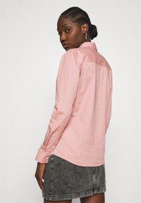 Calvin Klein - SLIM - Košile - muted pink - 2
