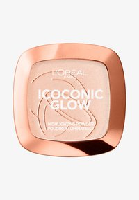 L'Oréal Paris - POWDER-HIGHLIGHTER - Highlighter - 01 icoconic glow - 0