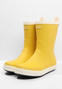 Viking - SEILAS - Bottes en caoutchouc - yellow - 2