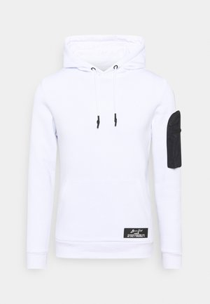 HOUDINIB - Sweatshirt - optic white / jet black