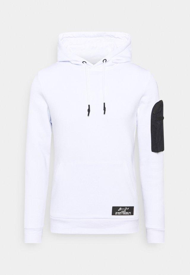 HOUDINIB - Sweatshirt - optic white / jet black