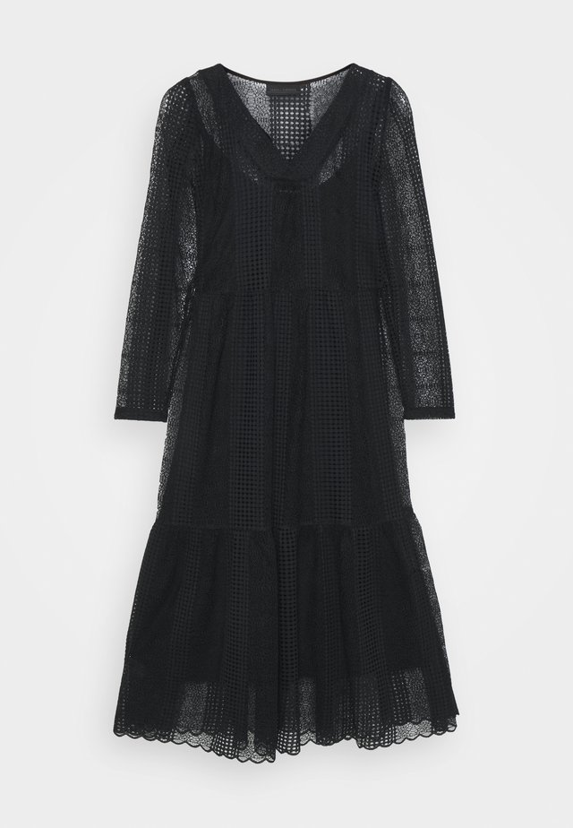 CROQUET DRESS - Robe d'été - meteorite