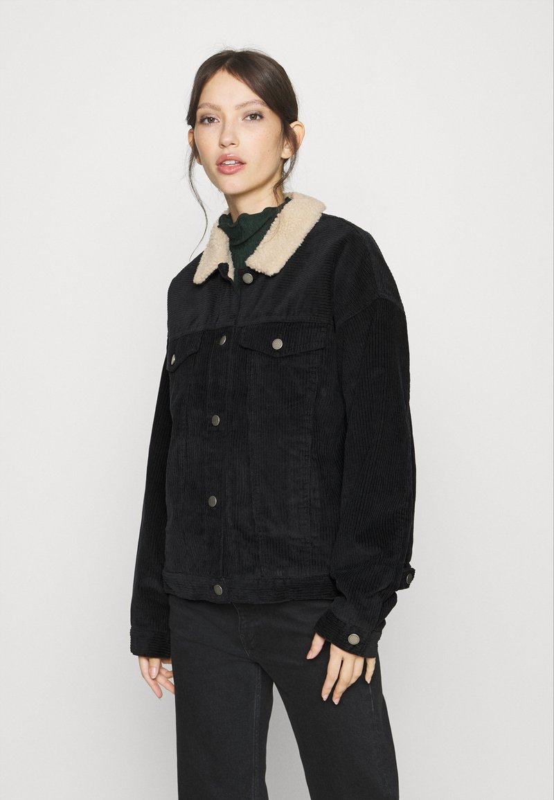 Roxy - GOOD FORTUNE - Light jacket - anthracite