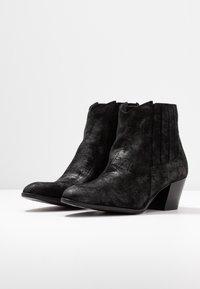 lilimill - FEDORA - Ankle boots - koko nero - 4