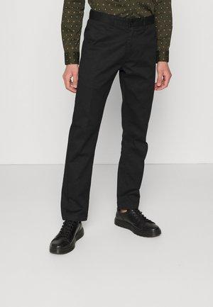 STRAGGLER PANT - Chinot - black