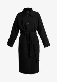 Monki - ARELIA COAT - Manteau classique - black dark - 5