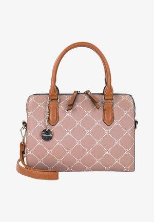 ANASTASIA - Handbag - darktaupe 950