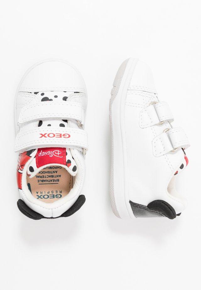 DISNEY NEW FLICK GIRL - Zapatillas - white