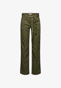 Esprit - PLAY - Trousers - khaki green - 6