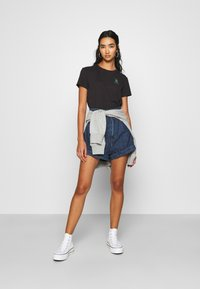 Levi's® - HR PAPERBAG SHORT - Jeans Short / cowboy shorts - fused - 1