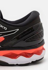 ASICS - GEL-KAYANO 27 TOKYO - Chaussures de running stables - sunrise red/black - 5