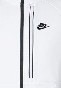 Nike Sportswear - TRIBUTE - Chaqueta de entrenamiento - white/black - 4