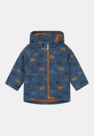 NMMMAX JACKET TRUCKS - Winter coat - dark denim