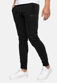 Threadbare - NATHAN - Pantalones deportivos - black - 0