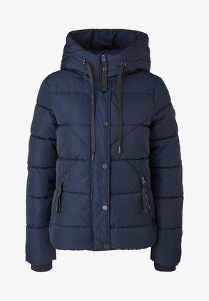 Winter jacket - dark night blue