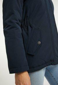 usha - Winter jacket - marine - 3