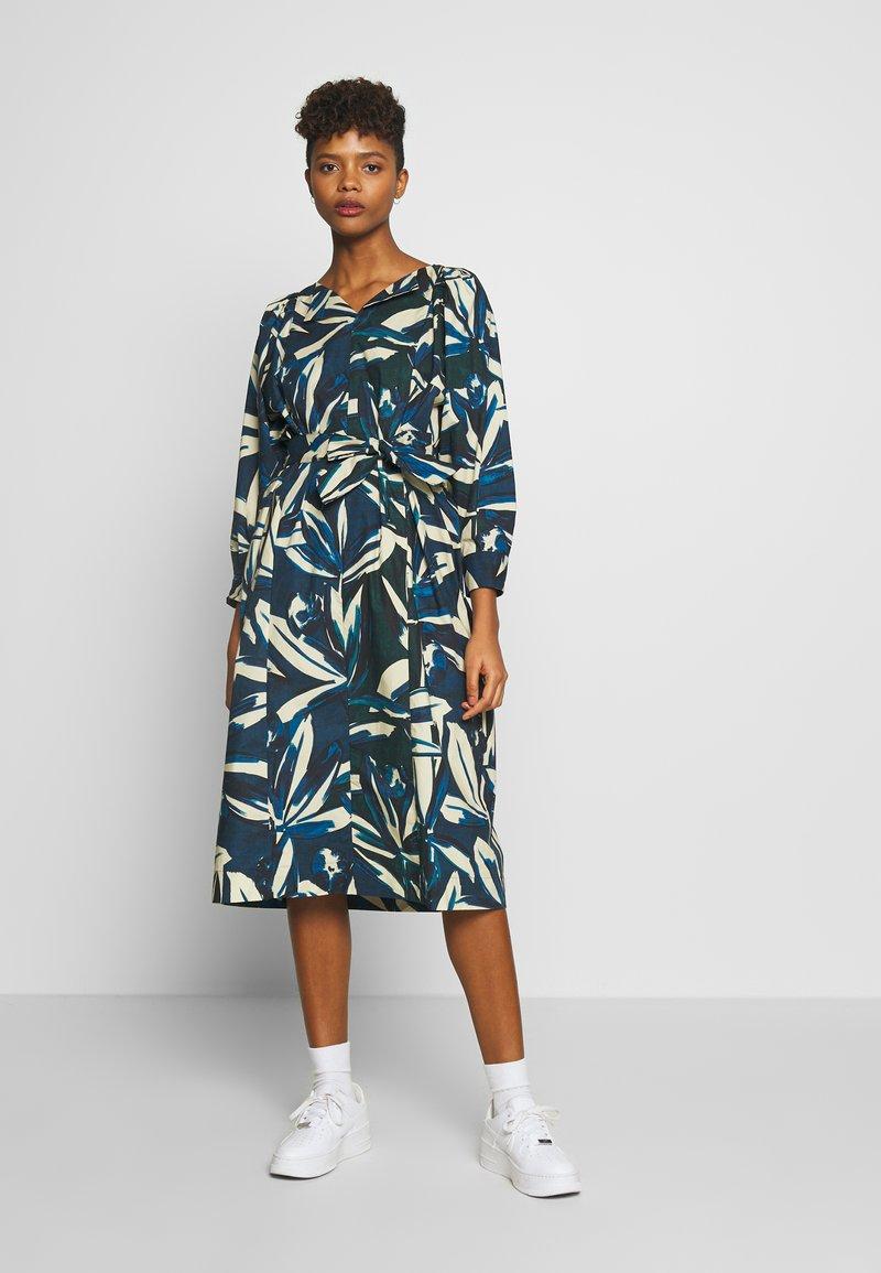 Soeur - FAVIGNANA - Sukienka letnia - bleu